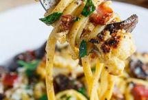 Bon Appetit!: Pasta-licious! / by Lauren Lyons
