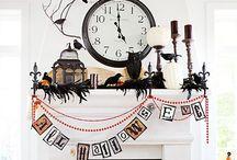 Fall & Halloween / by Jennifer Ladrigan