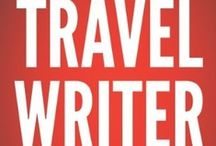 Travel Writers / A grouping of actual travel writers and books on advising those who wish to join the craft. / by We Said Go Travel