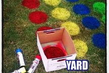 Party Games & Group Activities  / by Lori Allred {allreddesign.net}