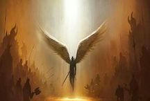 Angels / by Lois Rendon