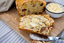 Bakery / Baked breads and Treats / by Food Junkie