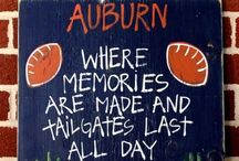 Auburn Football / by Jana Lee