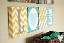 House Decor Ideas / Home decor / by Lauren Acosta