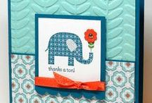 Card Making / by Amy Tinney