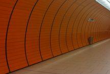 U-Bahn Impressionen / by Sascha Walk
