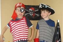 Aargh, Matey! Pirate Themed Fun / by Bernadette (Mom to 2 Posh Lil Divas)