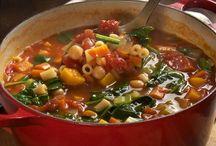 Soups & Stews / by Meg Marcella
