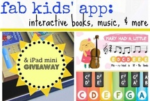 Apps & Technology for Kids / by Bernadette (Mom to 2 Posh Lil Divas)