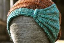 Knitted Hats / by Meg Marcella
