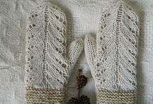 Knitted Mitts and Gloves / by Meg Marcella