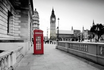 London Calling / all things British and all things i love / by Holly Timpson