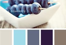 Stuff for insperation (color combos) / by Lori Calhoun