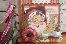 Glue-n and A Stampin / by Margaret Koglin