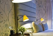 London boutique hotels / by Hazel Bond