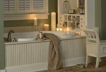 Stuff for decorating (master/guest bath) / by Lori Calhoun