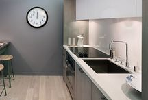 Modern kitchens / by Hazel Bond