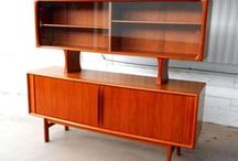 SpAcE Coast Retro / We love Mid Century Modern furniture because of the simplicity and yet artistic lines this furniture incorporates. WE have been dealers in mid modern furniture for awhile now in the Melbourne Florida area and have just started offering our finds through our Space Coast Retro store on EBay. We pick the central Florida area every week and find fantastic mid century furniture of all kinds. The best part of this business is learning something new everyday.  / by Paul Lilley