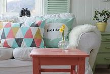 Delectable Color Palettes / Color combos I run across that strike my fancy. / by Jill Nystul {One Good Thing by Jillee}