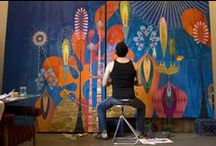 Art that inspires / by Diane Kappa Designs