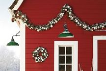 Deck The Halls! / Decorating your home for the Christmas season! / by Jill Nystul {One Good Thing by Jillee}
