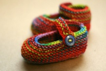 Baby and Kid Knits / by Leslie Andersen
