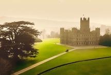 Downton Abbey  / by Crystal J