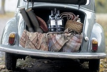 styling: outdoors / the art of the picnic / by Mary Jo Hoffman