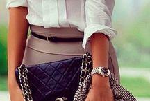 My inner fashionista / by Katie Keegan