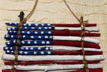 Patriotic ideas / by Linda Dozier