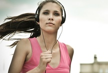 Songs for running/ the gym / by Elise Verburg-Lai