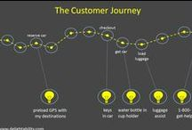 customer journey ux mapping / by Wolfgang Gauss