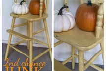 Painted furniture / Ideas for painting furniture  / by 2nd Chance Junk (Lori Rogers)