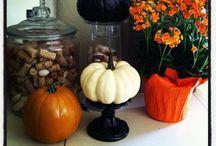 Halloween & fall ideas / by 2nd Chance Junk (Lori Rogers)