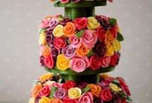 #Wedding Cake #Cakes / You think, to beautiful to eat.#weddingcakes