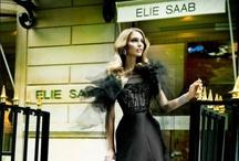 Elie Saab / Elie Saab, sometimes known simply as 'ES', is a Lebanese fashion designer. / by Nazrin Huseynzade
