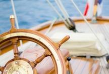 Sailing / yachts, boats, ships / by Nazrin Huseynzade