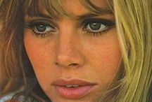 Britt Ekland / by Lisa Pomp