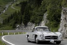 Vintage Mercedes / by Lisa Pomp