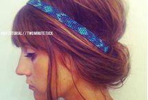 hair / by Erica
