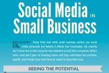 Small Business / Small business infographics, resources, videos, small biz, smb / by the Web Chef