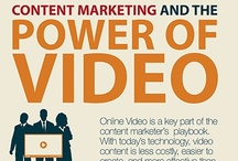 Social - YouTube & Online Video / YouTube and other online video - stats, trends (Vimeo, Vine) / by the Web Chef