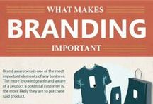 Brands / Brand strategy - brand architecture - brand identity - brand equity / by the Web Chef