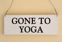 Yoga/ Mind/ Body/ Health / by Elaina M F