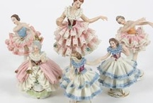 Collecting - Dresden Lace / Love Dresden Lace Dolls.  From Germany Pre World War II. / by Cheryl Counts