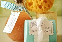 DIY Gifts / by Melissa Lopez