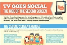 Media - Social TV / social television / by the Web Chef