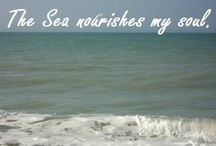 The sea, where I must be :-) / El mar, donde debería estar :-) / by Monica VG
