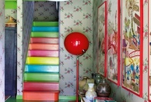 Home Decor - Stairs / by Cheryl Counts