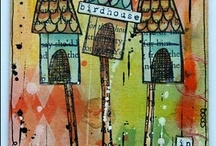 ATCs/Tags / by Teri DeFoe